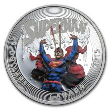 2015 Canada Silver Iconic Superman? Comic Book Covers (#28)