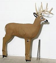 Shooter Buck 3-D Target - Deer Hunting