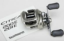 Citica 201E Fishing Reel by Shimano - Bass Getter!