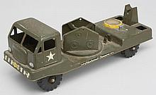 Vintage Nylint Army Truck Toy
