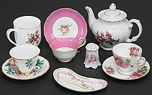 Made in England Collector Bone China Tea Lot