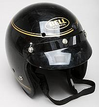Black Bell 7 7/8 Motorcycle Helmet