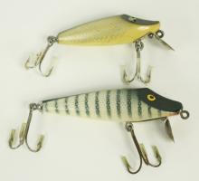 ShurStrike Wood Fishing Lure and Arnold Wooden