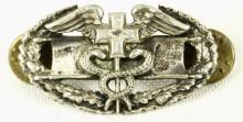 WWII Combat Medic Badge - Military Collectible