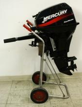2002 Mercury 15M 4 Stroke Boat Motor