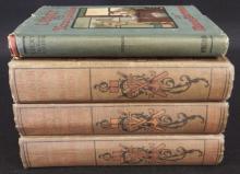 4 - 1900s Boy's Books - The Rover Boys Series