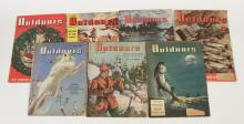 7 Vintage Outdoors Magazines