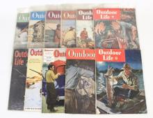 Outdoor Life Magazines