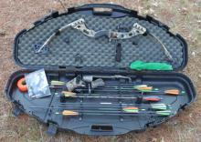 Browning Bow & Arrow Set with Case