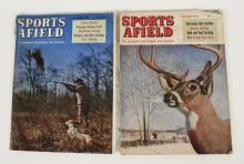 Sports Afield Magazines