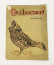 Vintage Outdoorsman Magazine