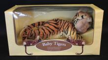 Baby Tigers by Anne Geddes Doll in Box - 2000