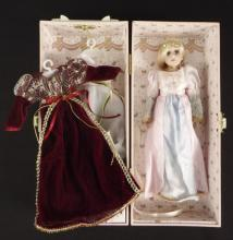 Decorative Music Rapunzel Doll w / Box