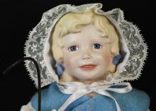Children from Mother Goose Little Bo Peep Doll
