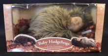 Baby Hedgehogs by Anne Geddes Doll in Box - 1999