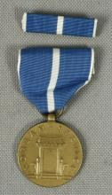 Korean Military Service Medal in the Box