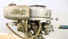 Classic Evinrude Elto Outboard Motor