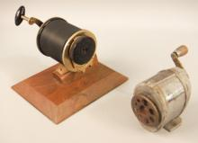 Boston & C. Howard Hunt Pen Co. Pencil Sharpeners
