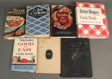 Better Homes and Gardens et al. Vintage Cookbooks