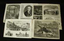 19th Century The Illustrated London News, Harpers
