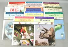 11 Learning Books - Animal Friends, Insect World