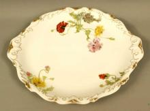 Beautiful T & V French Serving Dish