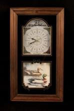 St. Ives Clock Corp. Duck Wall Clock