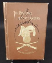 1890 The Big Game of North America