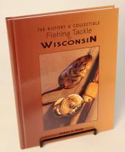 Wisconsin Fishing & Tackle Book, Robert A. Slade
