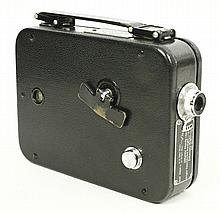 Vintage Cine Kodak Eight Model 20 Camera w/ Case