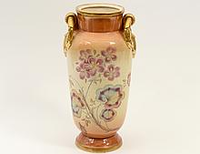 ADDERLEY POTTERY VASE