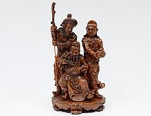 WELL CARVED WOOD GROUP