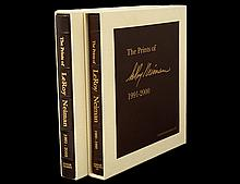 TWO VOLUMES FROM THE LEROY NEIMAN CATALOGUE RAISONEE