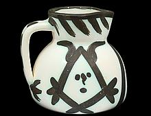 PICASSO POTTERY PITCHER