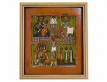 RUSSIAN FOUR REGISTER ICON