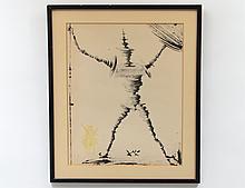 SALVADOR DALI (Spanish. 1904-1989)