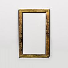 Bernhard Rohne Etched Mirror