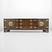 Large Mastercraft Cabinet