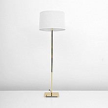 T.H. Robsjohn-Gibbings Floor Lamp