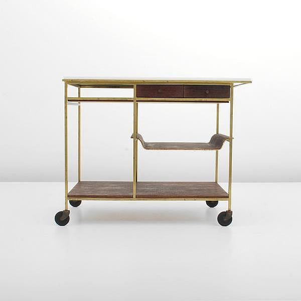 Paul McCobb Tea Cart