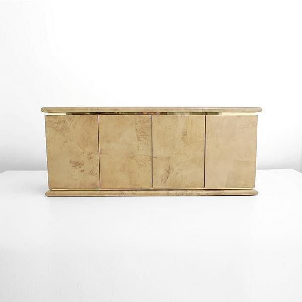 Karl Springer Cabinet