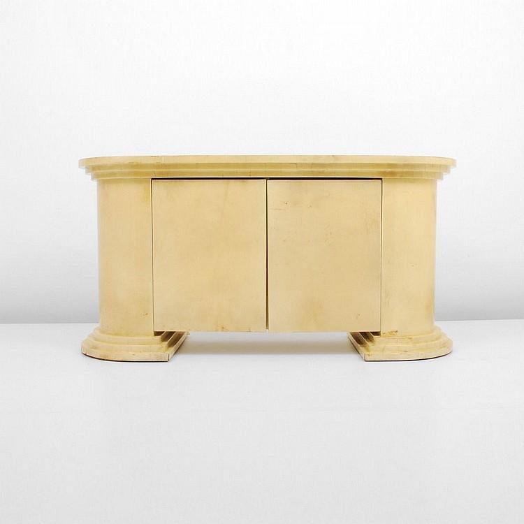 Goatskin Cabinet, Karl Springer