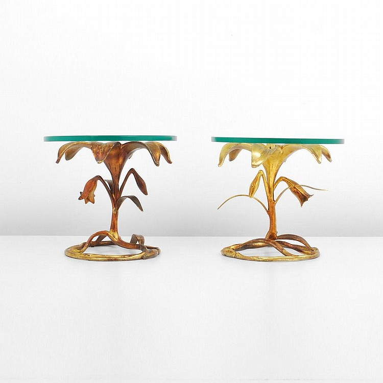 Pair of Arthur Court Side Tables