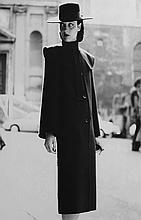 4 Fashion Photographs; Tiziani + Lagerfeld + Liz