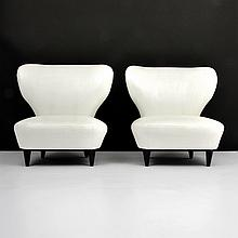 Pair of Lounge Chairs in the Manner of Billy Haines