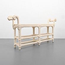 Christian Astuguevieille Console/Sofa Table