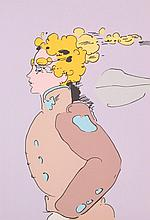 Peter Max Lithograph, Signed Limited Edition