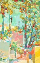 Nicola Simbari Painting, Original Work