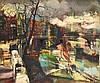 Olivier Foss Painting, Original Work, Oliver Foss, $300