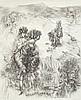 Hans Bellmer Lithograph, Signed, Hans Bellmer, $300